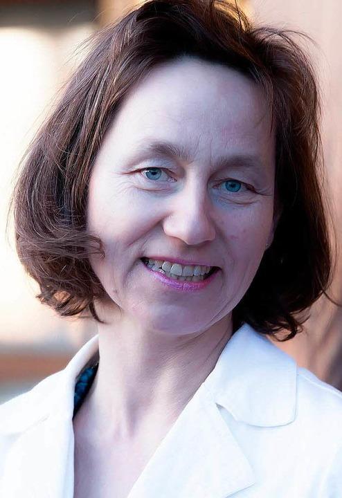 Martina Kempf,  geb. 1964, Juristin  | Foto: privat