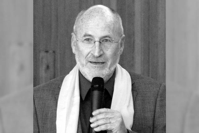 Trauer um Schulleiter Harald Herrmann