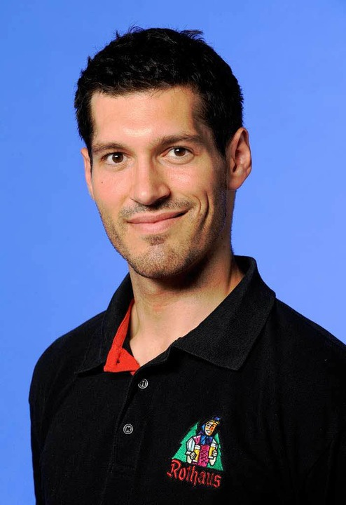 Sascha Bozic ist von Juni an der neue Trainer der USC-Eisvögel.     Foto: Patrick Seeger