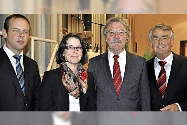 Volksbank Staufen: Heinrich Ulmann scheidet aus