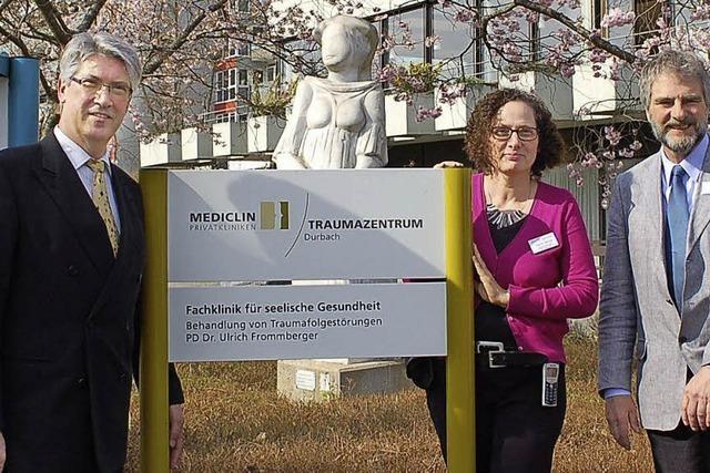 An der Staufenburgklinik in Durbach wurde ein Traumazentrum eröffnet