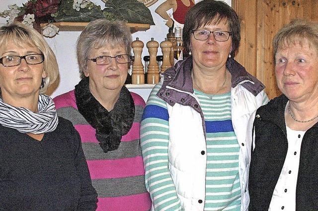 Hierbacher Frauen wählen neues Vorstandsteam