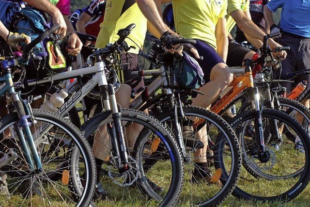 Startklar für die Mountainbike-Saison
