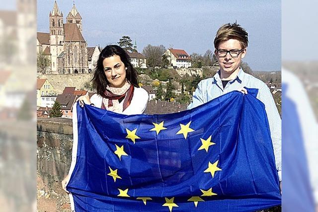 Europäisches Parlament der Jugend
