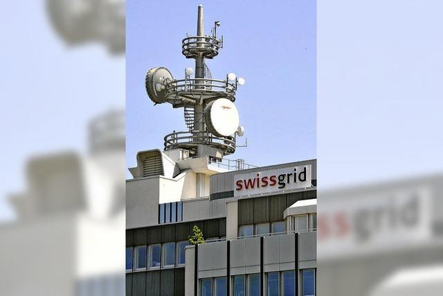 Swissgrid-Gebäude steht zum Verkauf