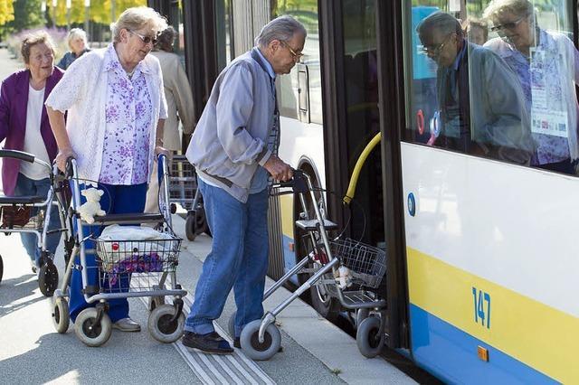Weniger Zuschüsse für Omnibuskauf