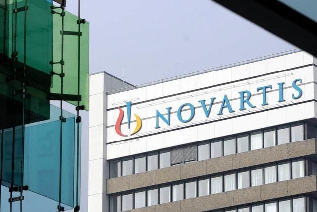 Novartis mischt mit Umbau die Pharmabranche auf