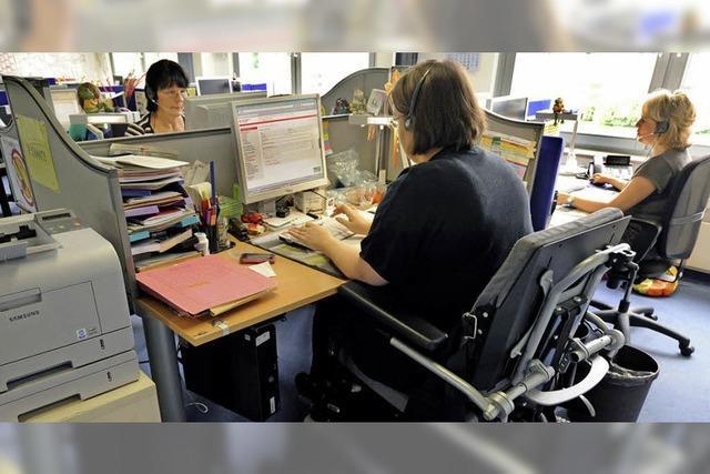 Existiert für Behinderte ein