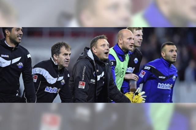 SC Paderborn kann Aufstieg in die 1. Bundesliga schaffen