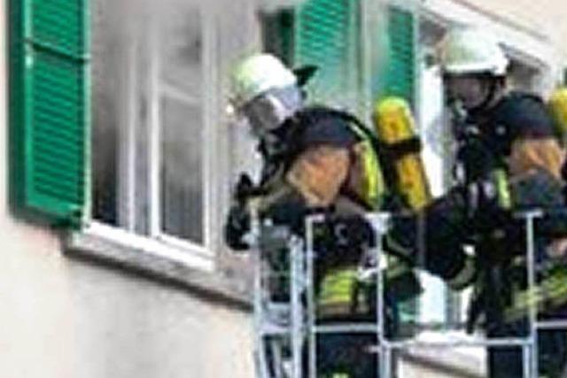 Brand in Hauptstraße: Eine halbe Million Euro Schaden