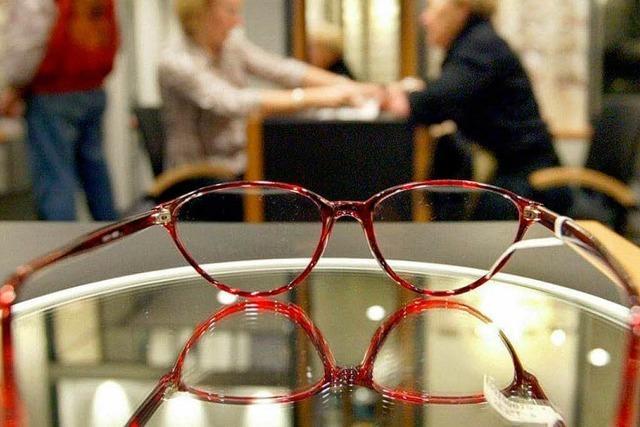 Brillen sind in Deutschland gefragt wie nie