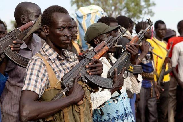 Im Südsudan sterben Hunderte bei einem Massaker
