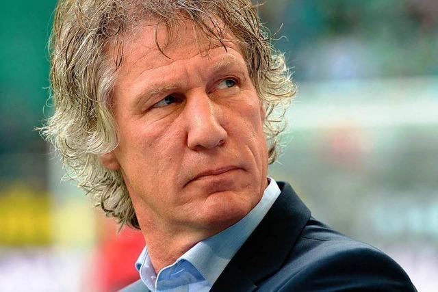 Nürnberg trennt sich von Coach Gertjan Verbeek