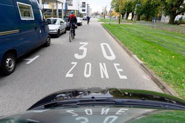 Grüne fordern Tempo 30 für die ganze Stadt