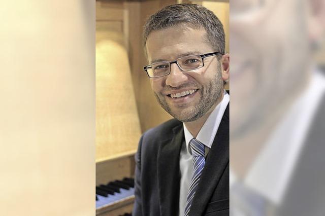 Orgelmusik zur Marktzeit im Münster