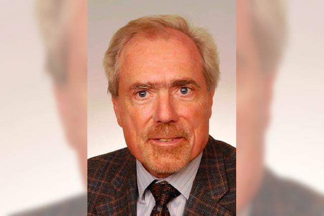 Dr. Harald Schauenberg (Kirchzarten)