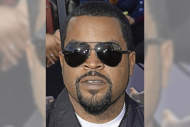 """Ice Cube: """"Denke an Baum, um nicht zu lachen"""""""