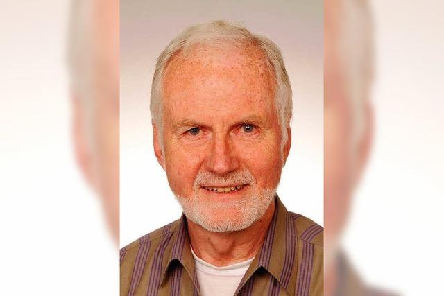 Dr. Detlev Schölzke (Kirchzarten)