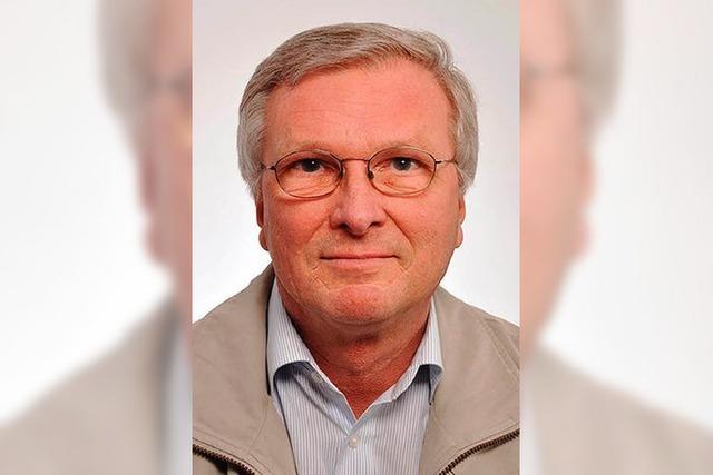Wolfgang Schröder (Grafenhausen)