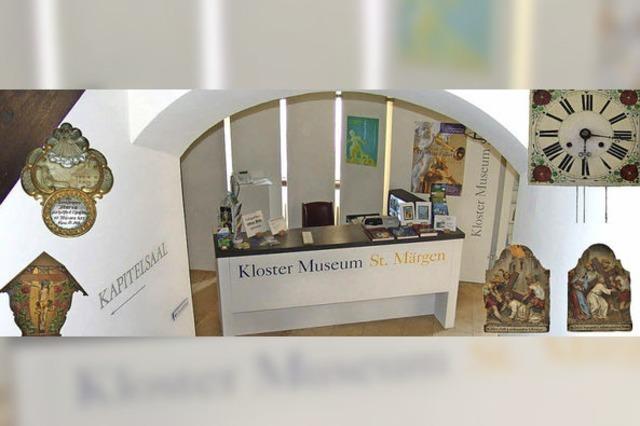 Klostermuseum St. Märgen hat häufiger geöffnet