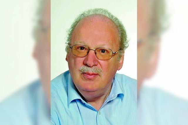 Ulrich Dr. Ruh (Elzach)