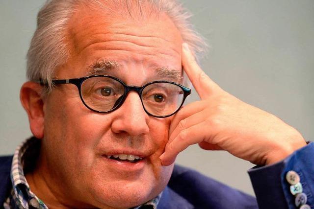 SC-Präsident zu Ginter: Ein weiteres Jahr bei uns würde ihm gut tun