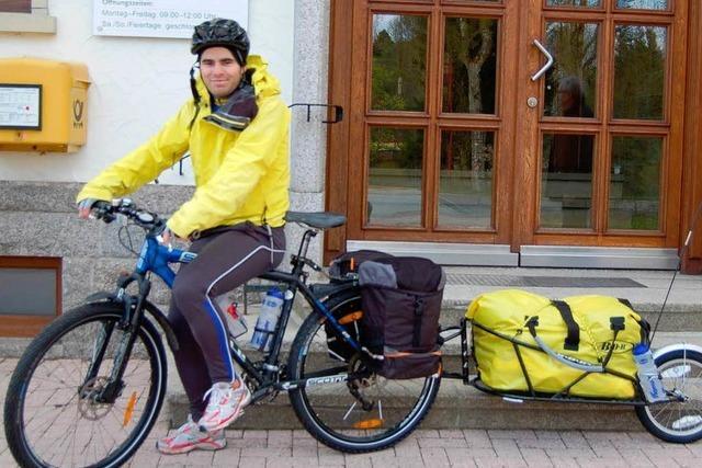 Von Häusern nach Lissabon – per Rad