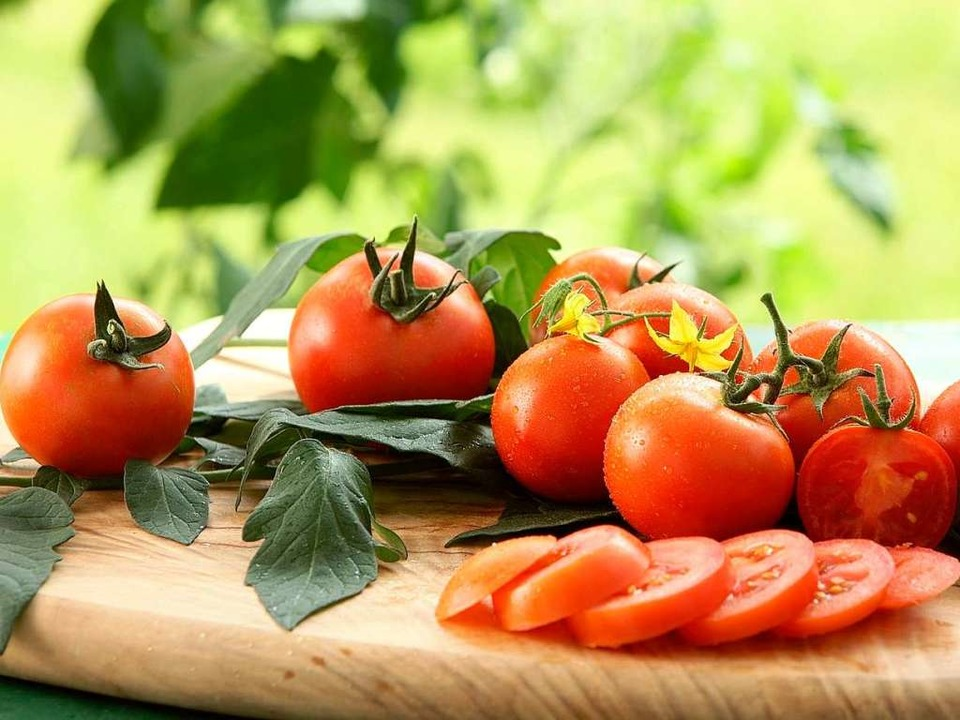Gemüse wie Tomaten gedeihen auf fast jedem Balkon.  | Foto: Dehner PRO