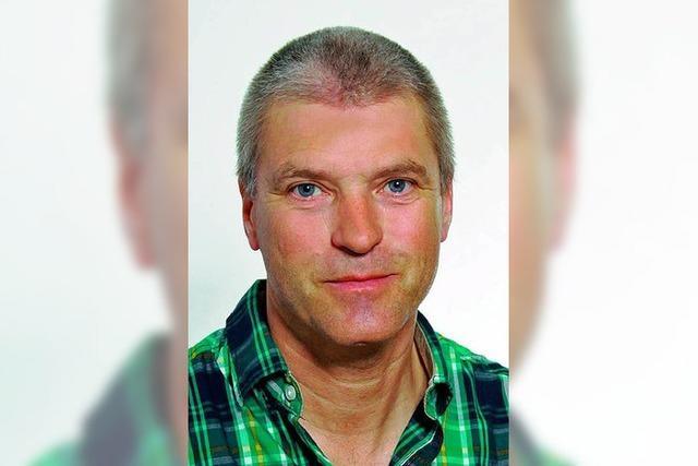 Klemens Schneider (Elzach Stadtteile Katzenmoos)