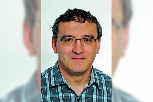 Wolfgang Bischoff (Elzach / Stadtteil Prechtal)
