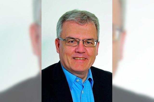 Dietmar Oswald (Elzach Stadtteil Prechtal)