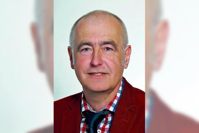 Josef Wernet (Elzach / Stadtteil Yach)