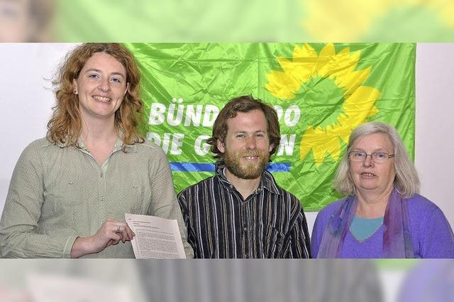 Grüne fordern mehr Teilhabe für alle
