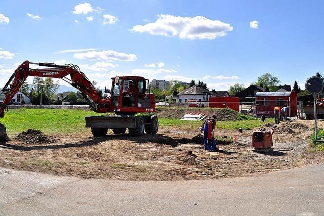 Baugebiet Kühneracker benötigt mehr Geld