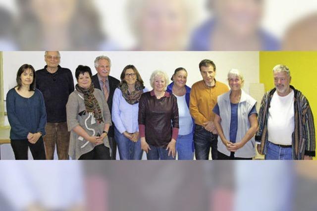 Kunstprojekte und Unterstützung für Hilfsbedürftige