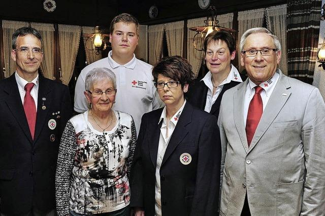 Das Rote Kreuz auf der Suche nach einem neuen Zuhause