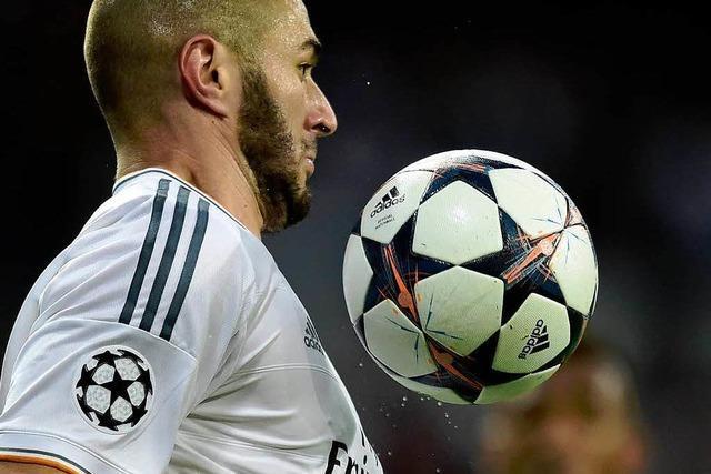 Champions League: Real Madrid schlägt FC Bayern 1:0