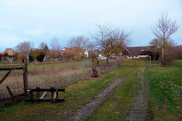 Gündlinger Grundstückseigner wollen erst zahlen, wenn sie bauen