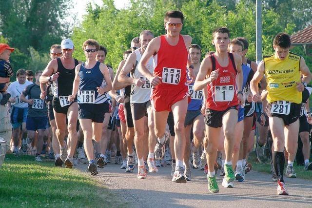 Lauf in den Mai soll langsamer werden