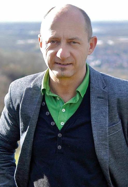 Peter Herrmann Bündnis 90 Die Grünen Freiburg Kommunalwahl