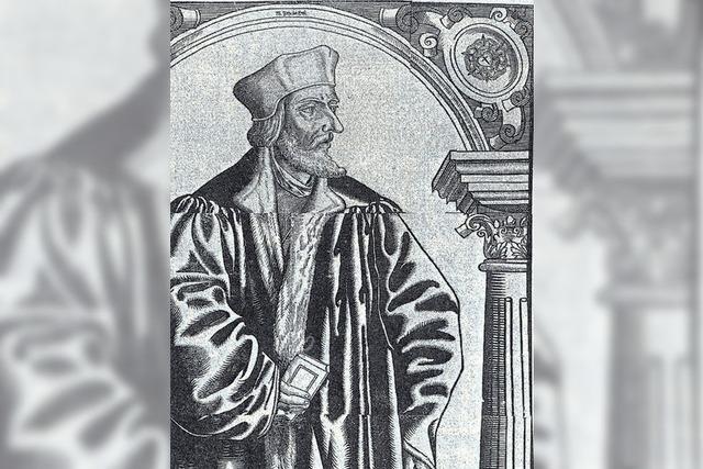 Martin Luther, der Hussit