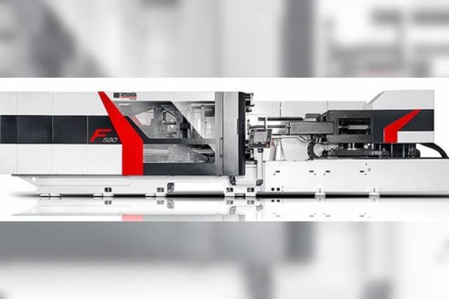 Designpreis für Maschine