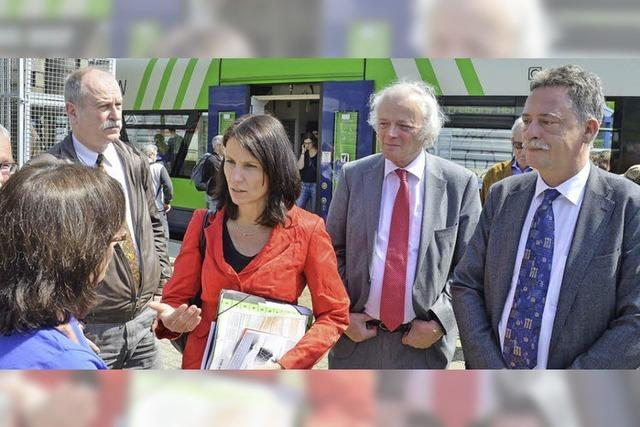 Bürger beklagen Bahnlärm in Gundelfingen