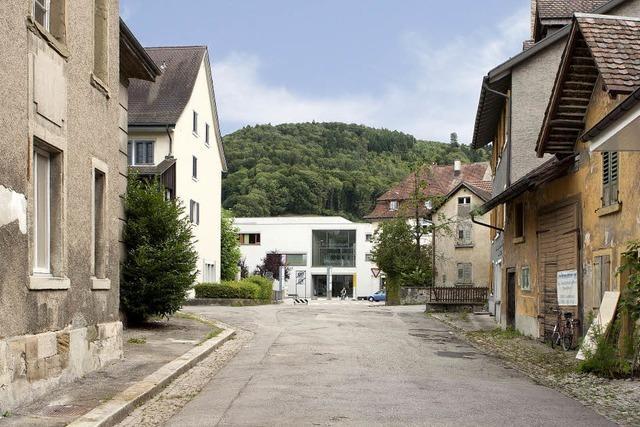 Bedeutende Bauten gibt's auch außerhalb der Altstadt