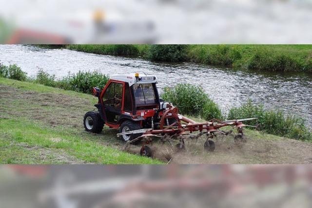Union kritisiert den Gewässerschutz