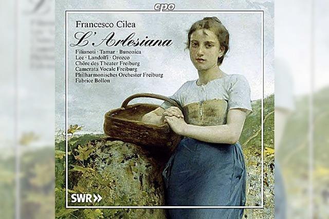 CD: OPER: Opernrarität – hochklassig