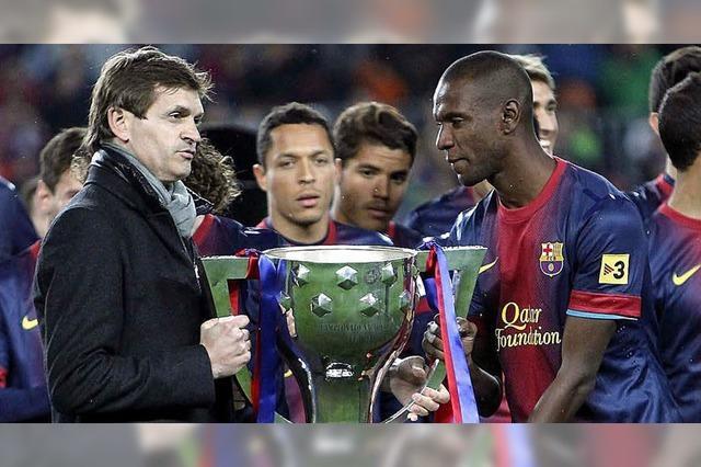 FC Barcelona unter Schock