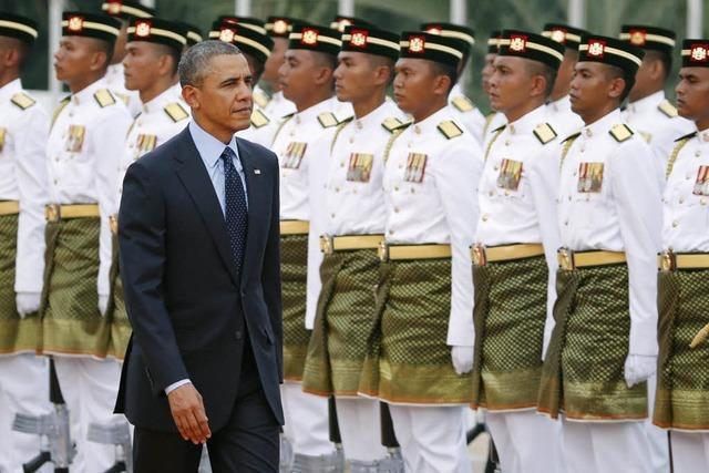 Obama will engere Beziehung zu Malaysia