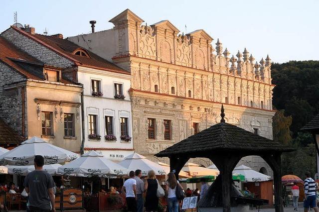 Staufener reisen nach Polen