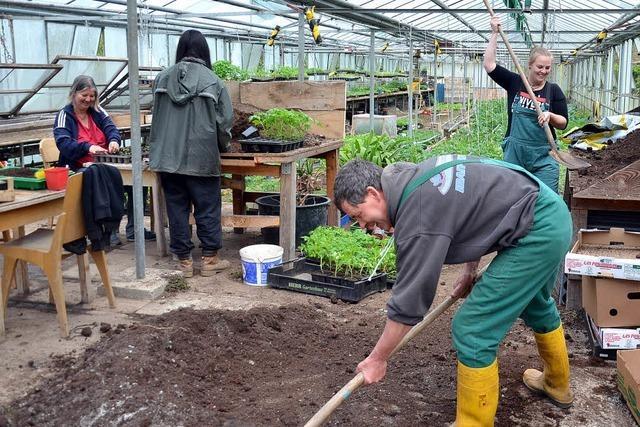 Gartenarbeit fürs Selbstbewusstsein
